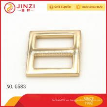 2015 diseño de moda accesorios de metal mini hebilla de cinturón