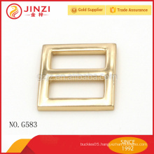 2015 fashion design metal accessories mini belt buckle