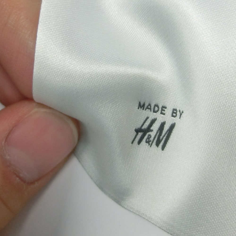 Woven Label Embroidery