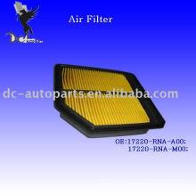 Auto Toyota Air Intake Filter