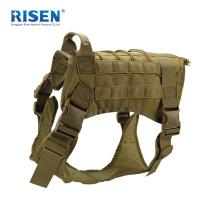 Colete de treinamento de cão tático militar