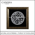 CANOSA seashell hand engraving Wall Picture frame