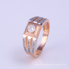Os mais novos projetos Two Tone Xuping Fashion Jewelry Ring (11915)