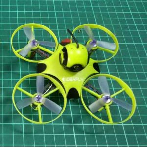 Cámara Drone FPV Indoor Micro RC impermeable Quadcopter