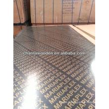 Shandong linyi filme reciclado enfrentou madeira compensada com preço muito barato