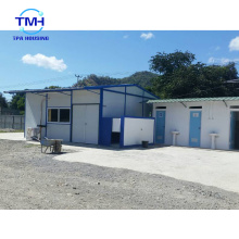 Sandwich Panel Customized Size Prefabricated Modular Houses