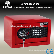 2014 ATK Series brighter colorful mini safe boxes for Summer Promotion
