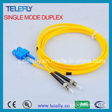 FC-St Duplex Fiber Optic Jumper, Jumper Cable
