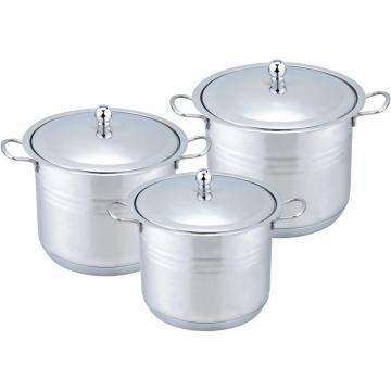 Wholesale 6 pcs large bord stock pot