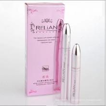 Prix de gros Relian Double Mascara Pink Package 1set = 2PCS (Gel de transplantation + Fibre naturelle)