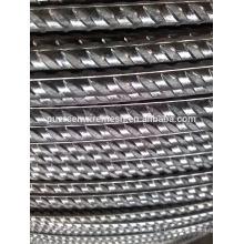 Fabricantes chinos 12m CRB 550 barra de acero deformada, barras de hierro para la construcción
