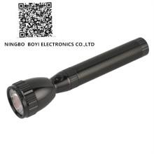Linterna recargable de aluminio 3W CREE LED
