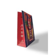 Bolsa de embalagem de papel laminado mate personalizado de alta qualidade