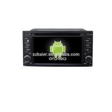 DVD de voiture GPS avec navigation de voiture de fonction complète pour Forester
