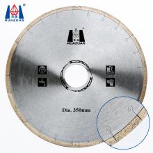 Diamond Circular D350mm Saw Cutting Blade Diamond Cutting Disc for Marble Stone