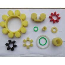 Pflaumenblüten-Siegel-kundenspezifische Gummistab-Matte
