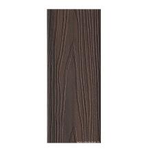 Decking composite en plastique extrudé en bois Decking composite écologique