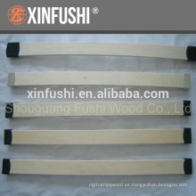 Láminas de madera curvada LVL de la mejor calidad