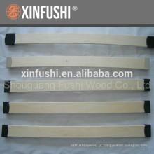 Latas de madeira curvadas da cama de LVL na melhor qualidade