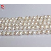11-12mm Baroque Fresh Water Pearl Strand (ES179)