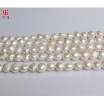 11-12mm Baroque Freshwater Pearl Strand (ES179)
