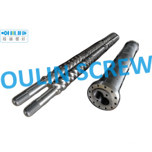 Parallel Screw and Barrel for Maplan PVC Extruders