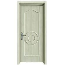 Painéis de porta de pvc interiores..--para portas do banheiro