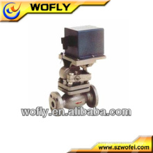 Válvula solenóide de ar de alta temperatura de alta pressão