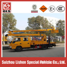 Economical Dongfeng 12m aerial bucket truck for sale