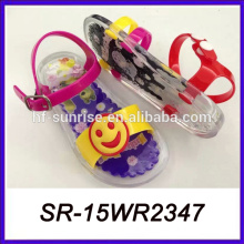 clear outsole new sandals transparent sandals baby barefoot sandals