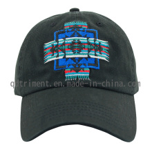 Popular Cotton Twill Embroidery Leisure Baseball Cap (TMB0894)