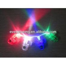 blue/red/green/white led finger light HOT sell 2016