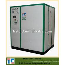 Gas-Sauerstoff-Produktionsanlage PSA Cabinet System China Hersteller