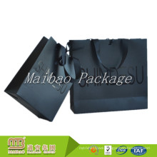 High Quality Factory Price Shopping Carrier Custom Design Fashion Paper Bag Printing