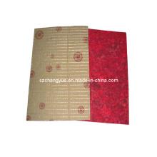 Recicle las capas inferiores de la alfombra de la espuma de la PU