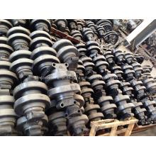 Rodillo de pista de fundición de forja de piezas de repuesto de alta garantía