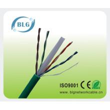 Cable Cat6 UTP 4PR 23AWG