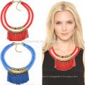 2017 смолы заявление ожерелье,американские наборы ожерелье,большой ожерелье аксессуары