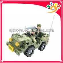 Selbstmontage Baustein Spielzeug Fahrzeug Block (108pcs)