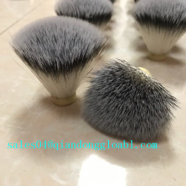 Synthetic Hair Shaving Brush Knot