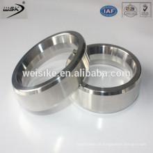 Wenzhou Ventil-Maschinen-Qualität Metallbeutel Hardware ovale Ringdichtung