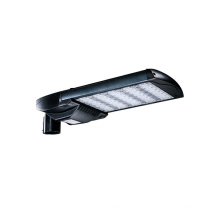 7 years warranty led street light 165W With daylight Sensor SILVER BLACK HOUSING AVAILABLE For Driveway