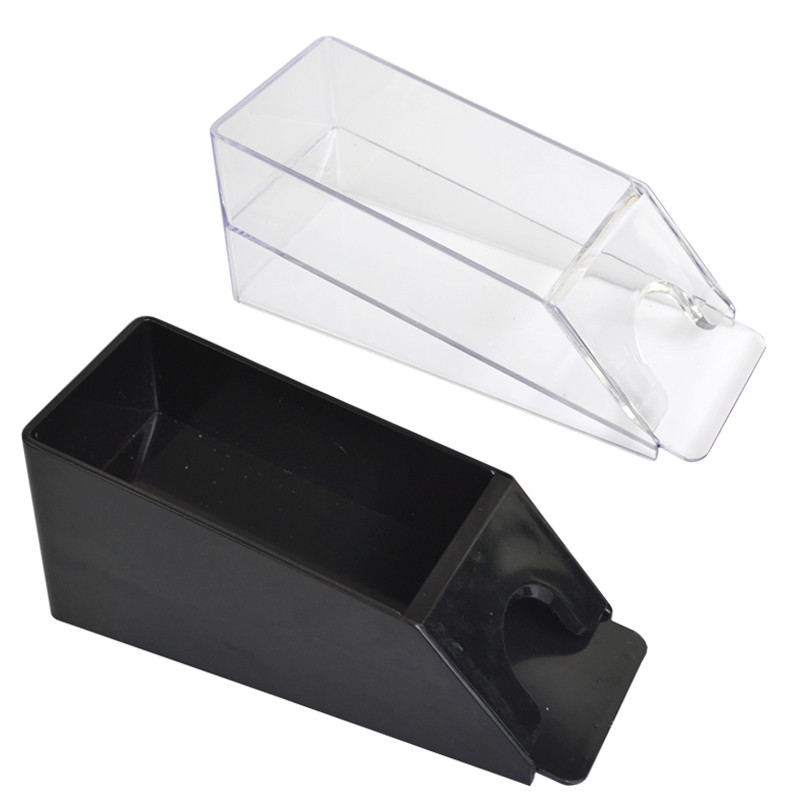 Acrylic Card Dealing Shoe Without Cover