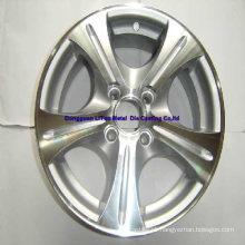 Aluminium Hub Cap With SGS/ISO9001 2008/RoHS