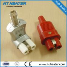 Plugue de alta temperatura 220V 600V