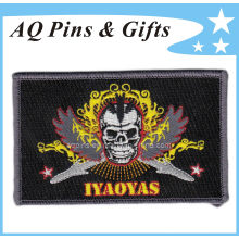 Custom Military Embroidery Patch in 75% Embroidery Area