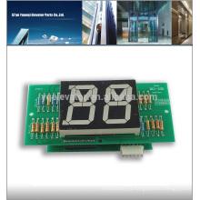 Tablero de la exhibición del elevador de LG-sigma Tablero de la tablilla del elevador de DCI-230