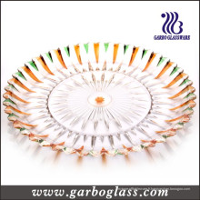 Plaque en verre coloré (GB1705I-1 / P)