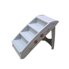 Pet Climbing Ladder Plastic Non-slip Bedside Household Folding Stair Steps Dog Ladder