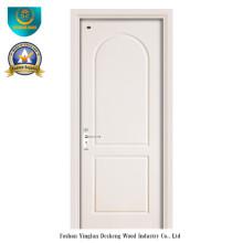 Puerta de madera del estilo de la moda para el interior con la prueba del agua (ds-103)